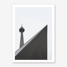 Berlin Tower Art Print