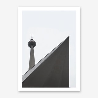 Berlin Tower Art Print