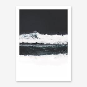 Cruel Sea Art Print