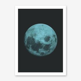 Moon I Art Print