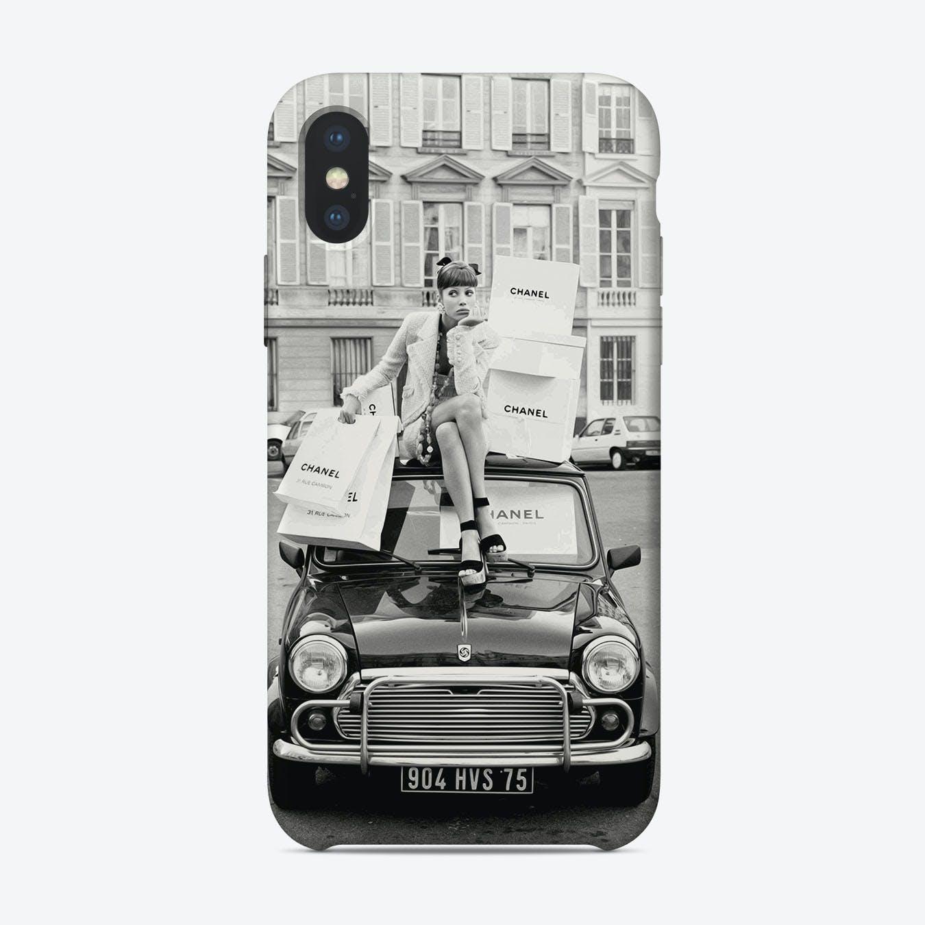 Chanel Mini iPhone Case