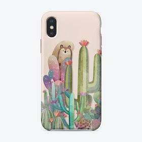 Fun Cactus Case iPhone Case