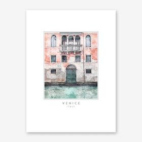 Venice Travel Art Print