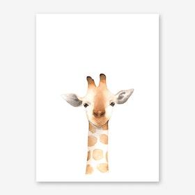 Nursery Giraffe