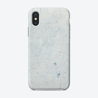 Recyled Paper iPhone Case