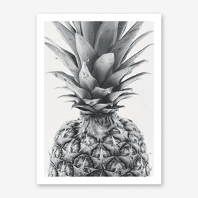 Realistic Pineapple Art Print