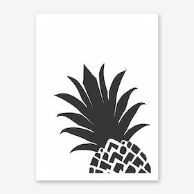 Pineapple Corner Art Print
