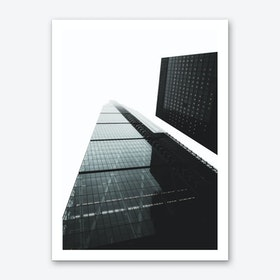 Tall Towers Art Print
