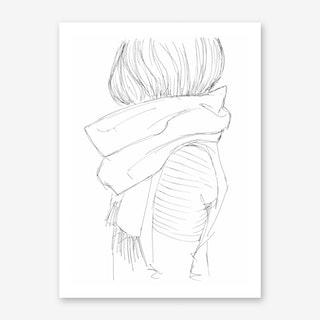Dana Art Print