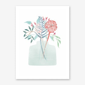 Flower Bouquet I Art Print