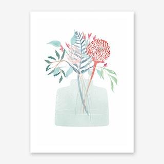 Flower Bouquet I Art Print
