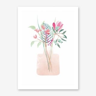 Flower Bouquet II Art Print