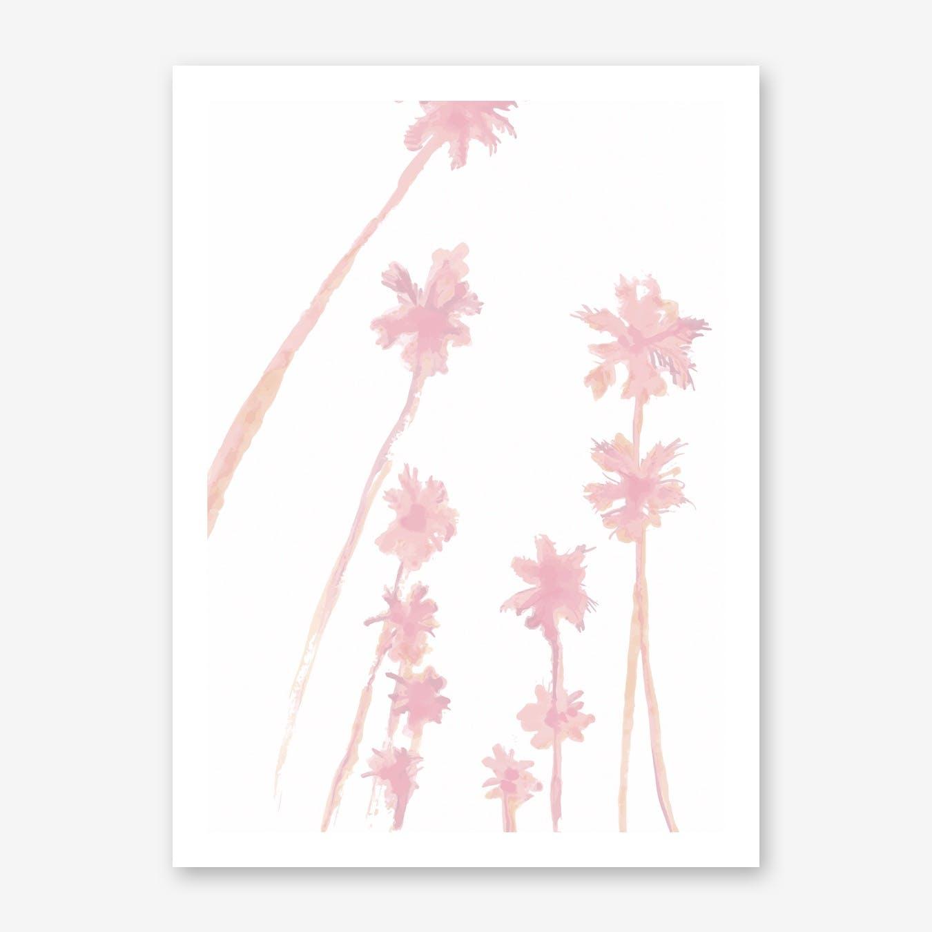 Palm Springs Print II