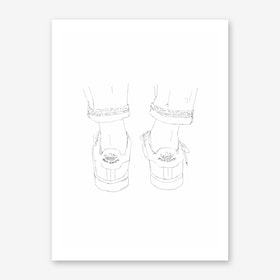 Stan Smith Art Print