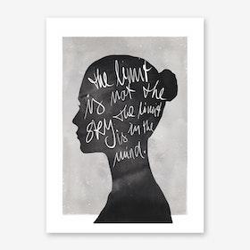 Limit Art Print