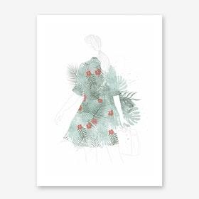 Juna Art Print