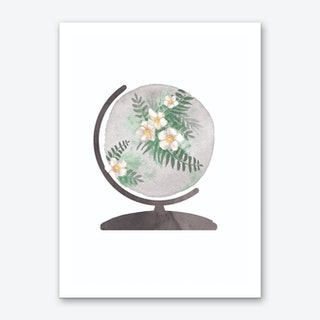 Planet Earth II Art Print