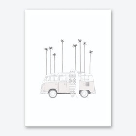 Bulli Art Print
