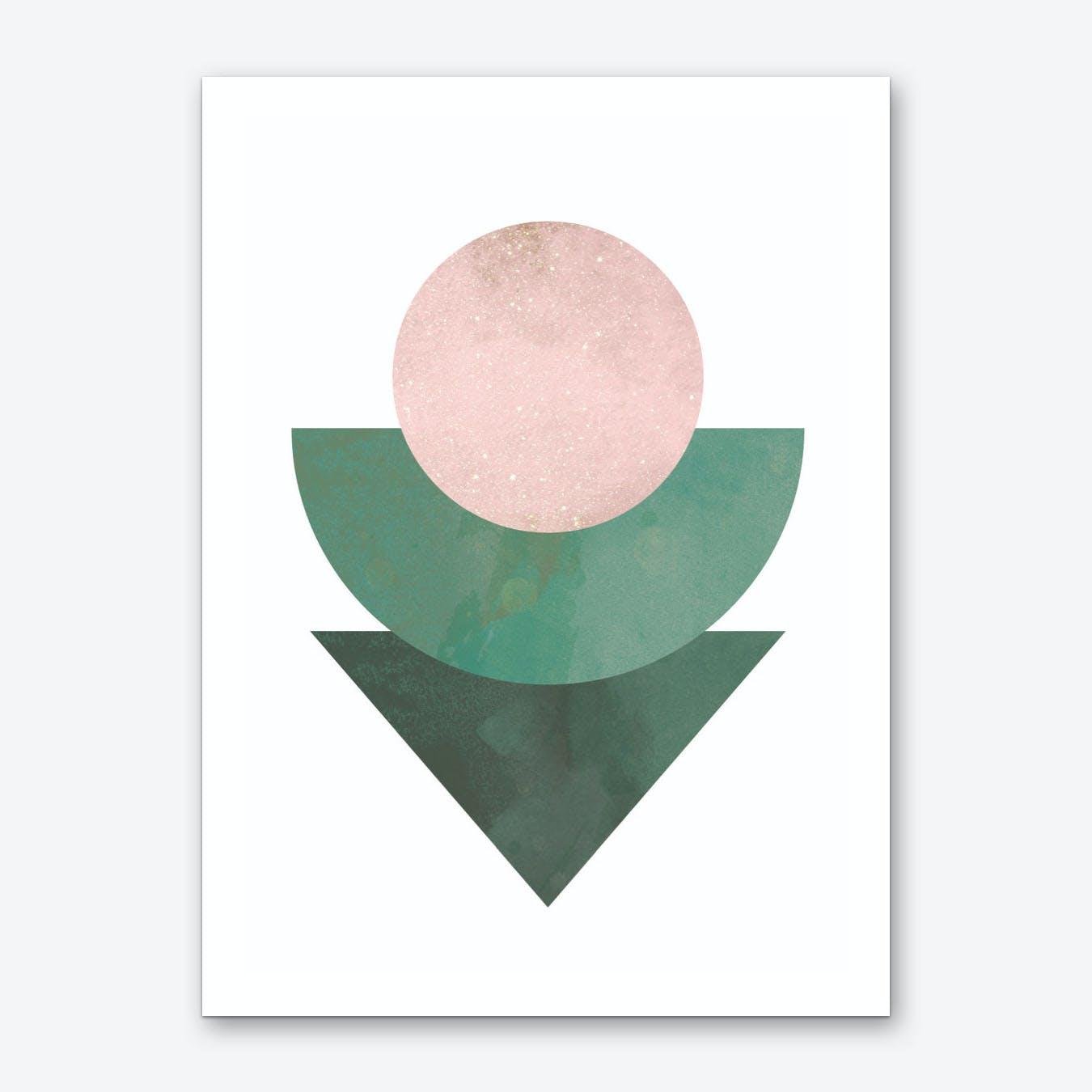 Abstract No.6 Art Print