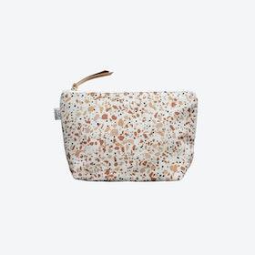 Cosmetic Bag - Terracotta Terrazzo
