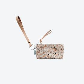 Key Chain + Card Coin Pouch - Terracotta