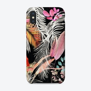 Tropical Foliage 52 Phone Case