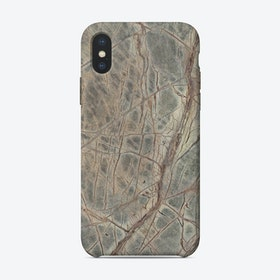 Brown Marble I iPhone Case