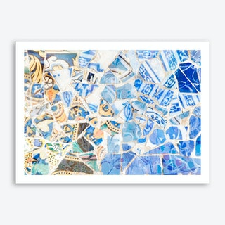 Mosaic of Barcelona XII