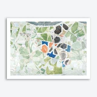 Mosaic of Barcelona XIII