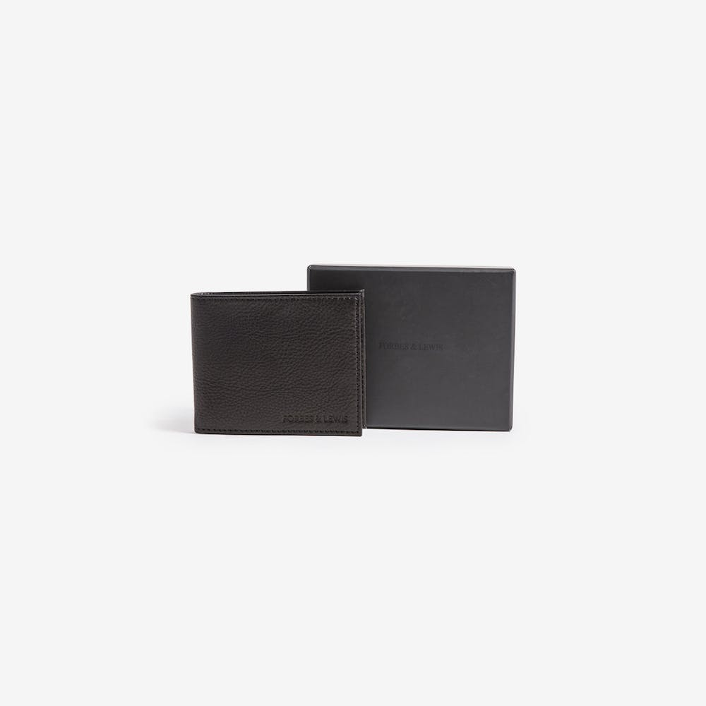 Billfold Wallet in Black