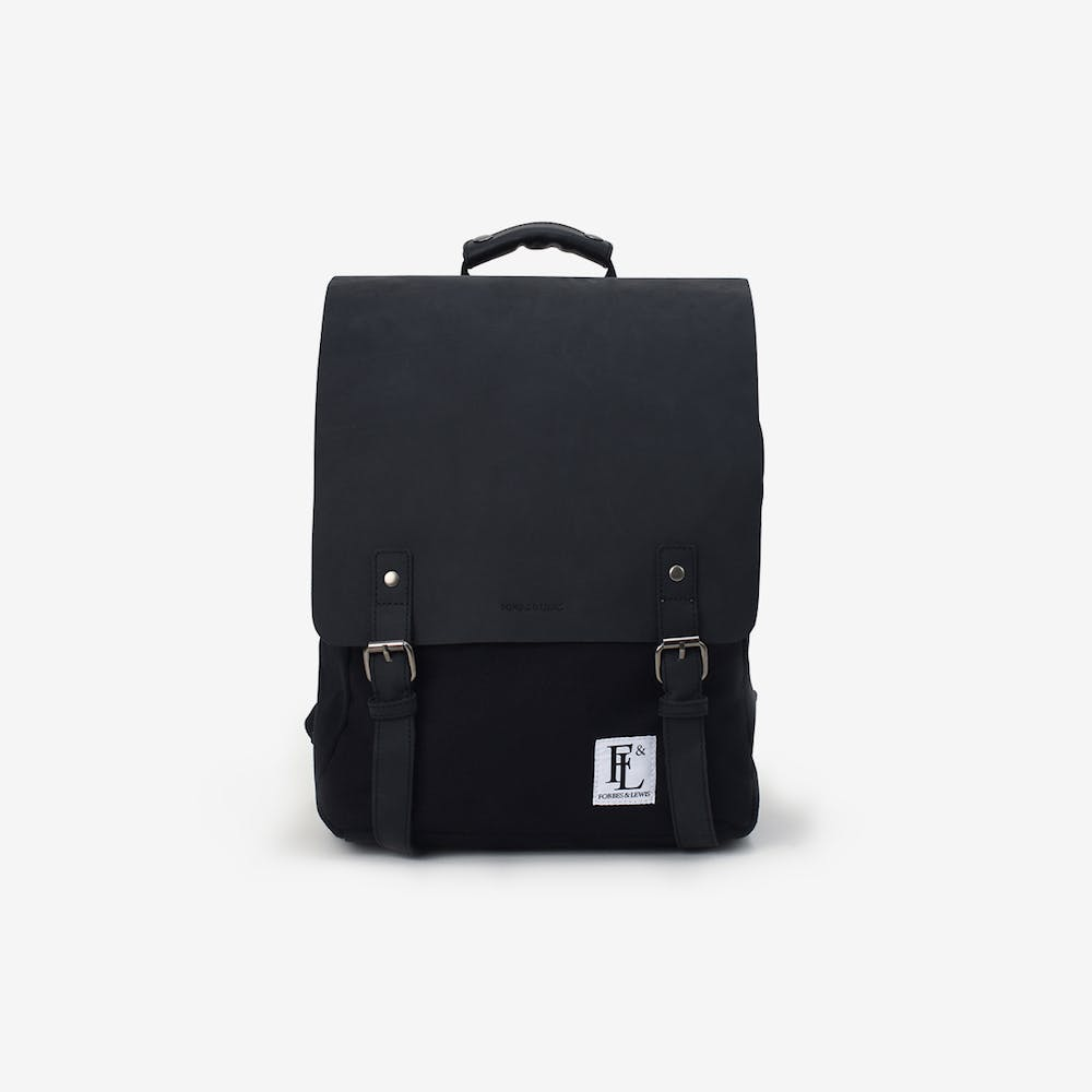 Devon Backpack in Black