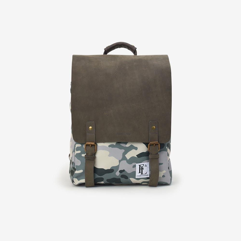Devon Backpack in Camo