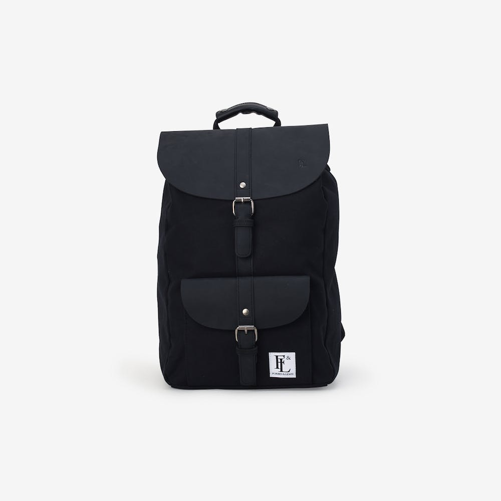 Lincoln Backpack in Black