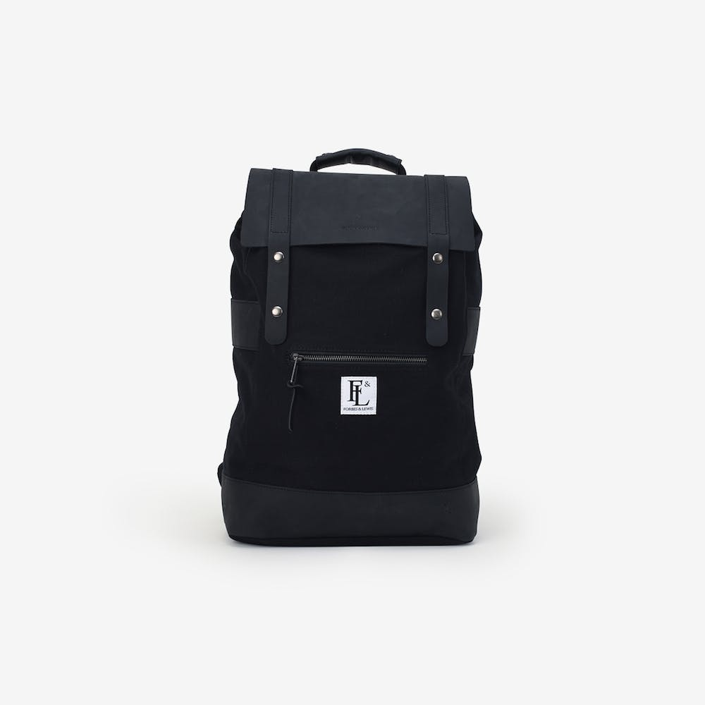 Rider Backpack in Black