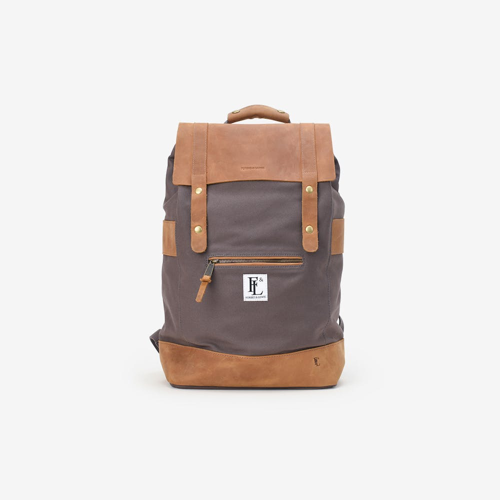 Rider Backpack in Grey