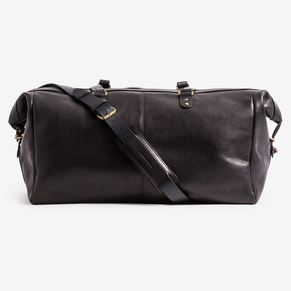 Downton Holdall in Black