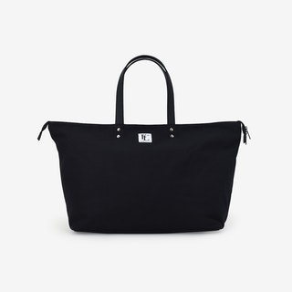 Teddington Weekend Bag in Black