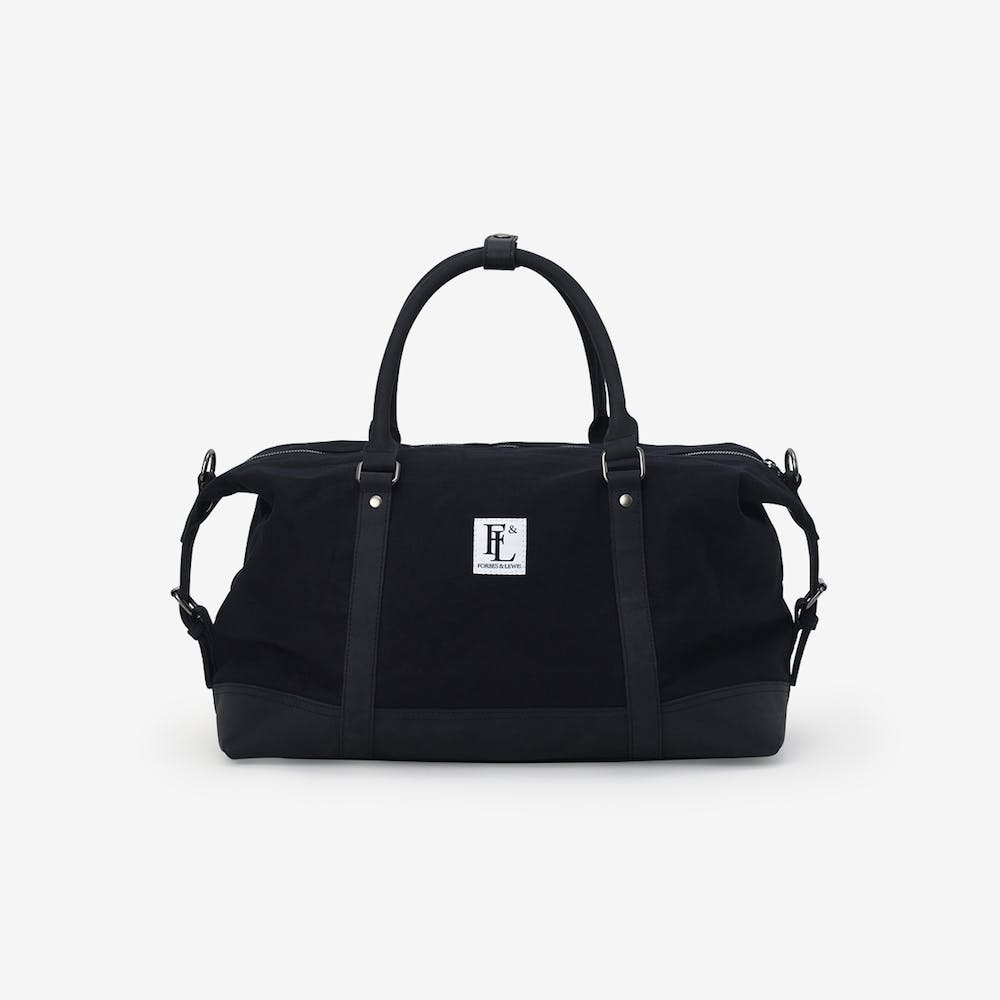 Somerset Holdall in Black