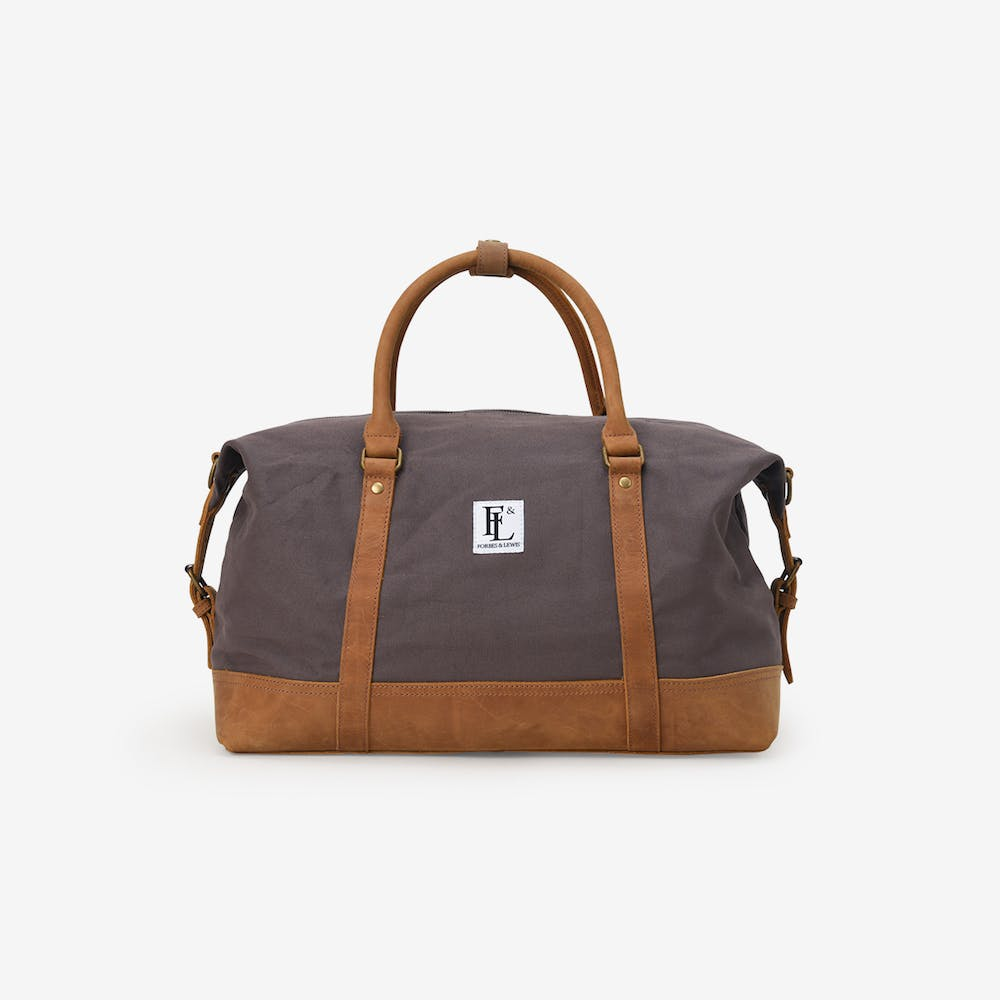 Somerset Holdall in Grey