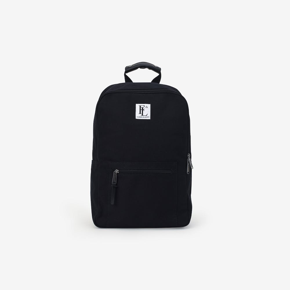 Suffolk Backpack in Black