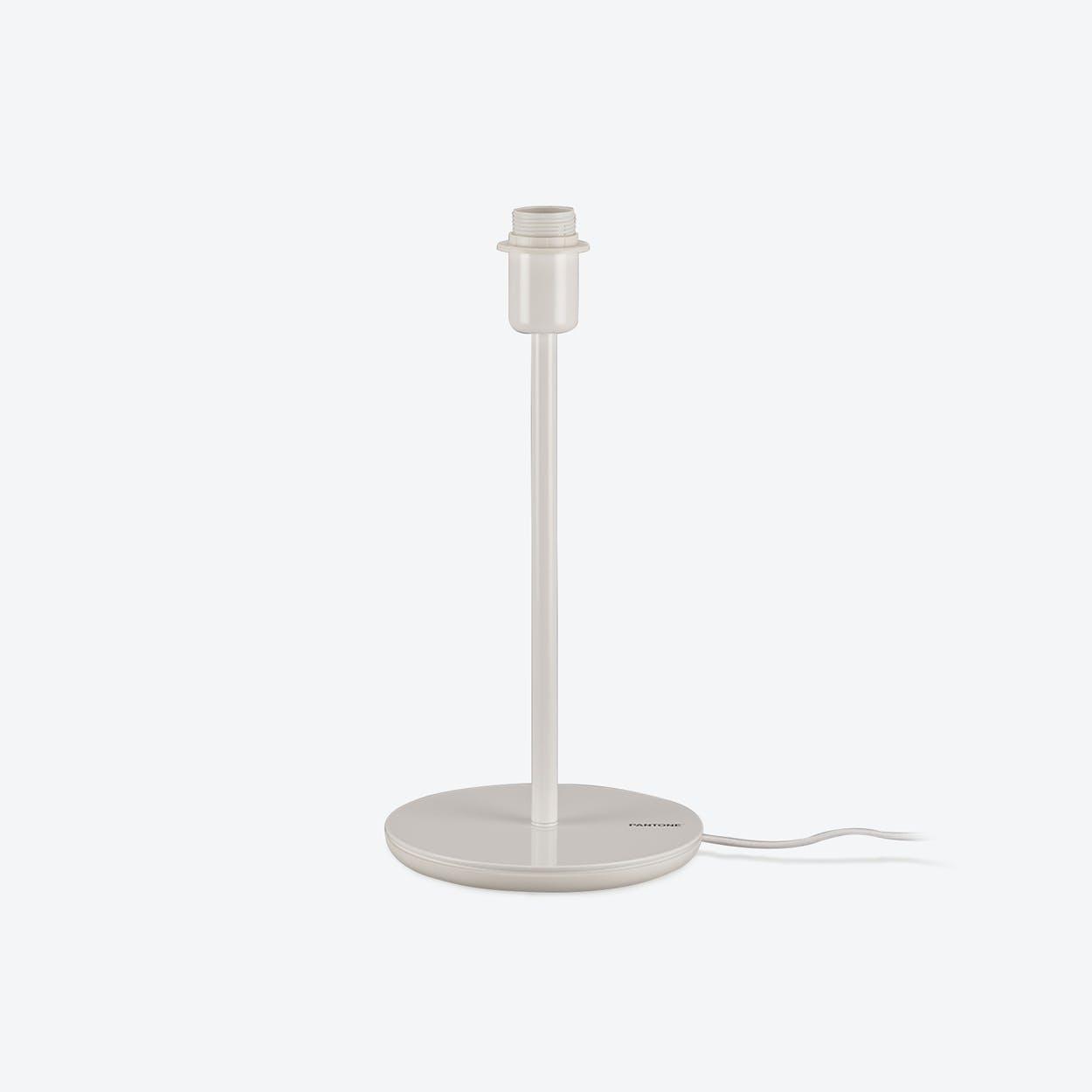 Capella Table Lamp in Brilliant White (EU)