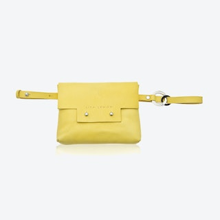 Loveday Bum bag in Lemon