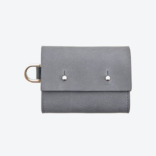 Loveday Wallet in Elephant Grey