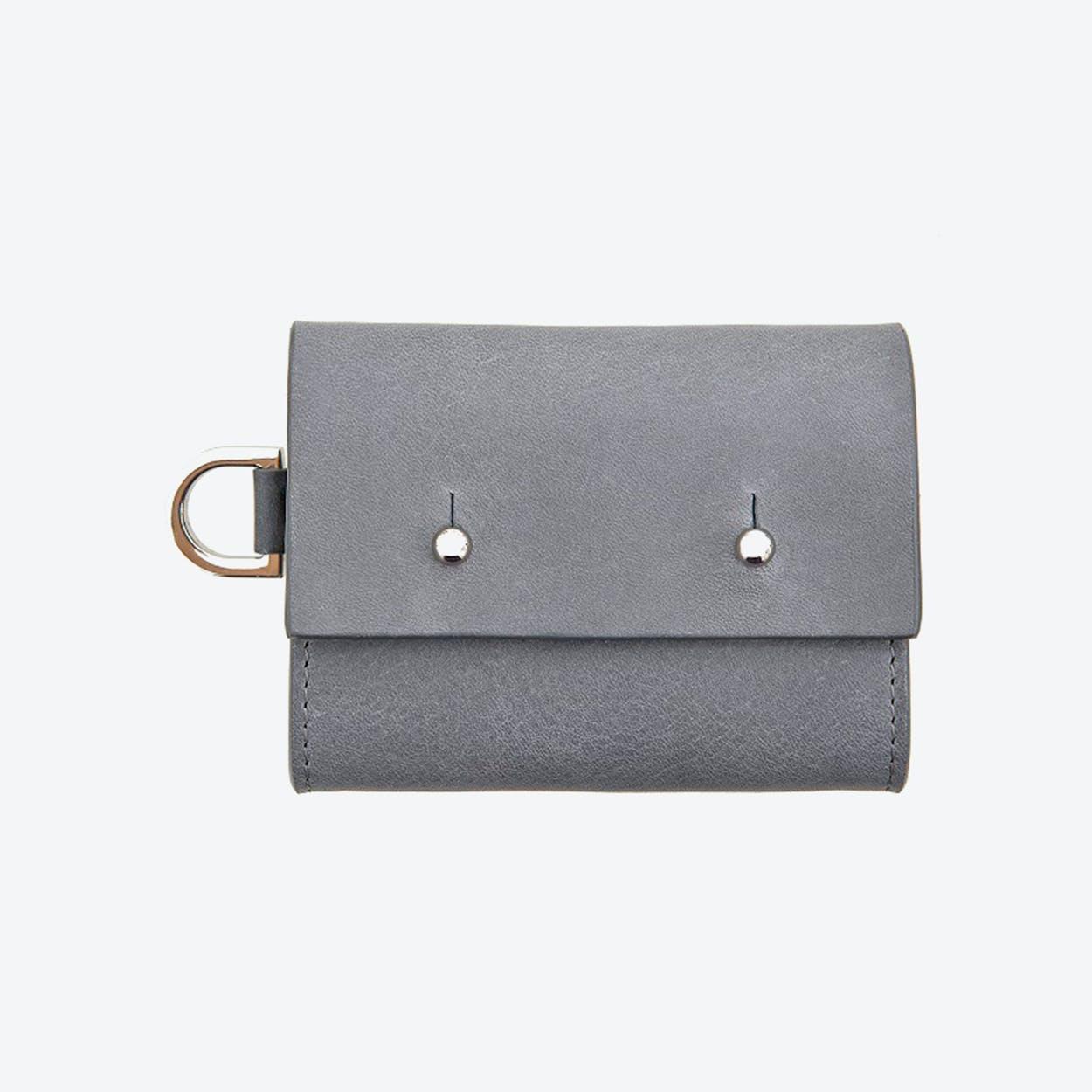 Loveday Wallet in Elephant Grey