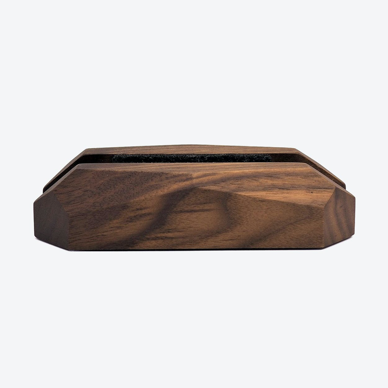 Walnut MacBook Dock