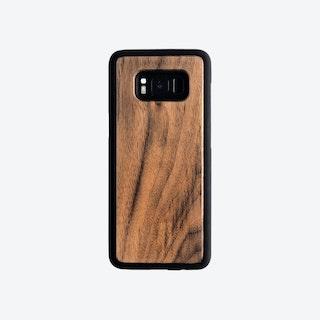 Samsung Bumper Phone Case in Walnut