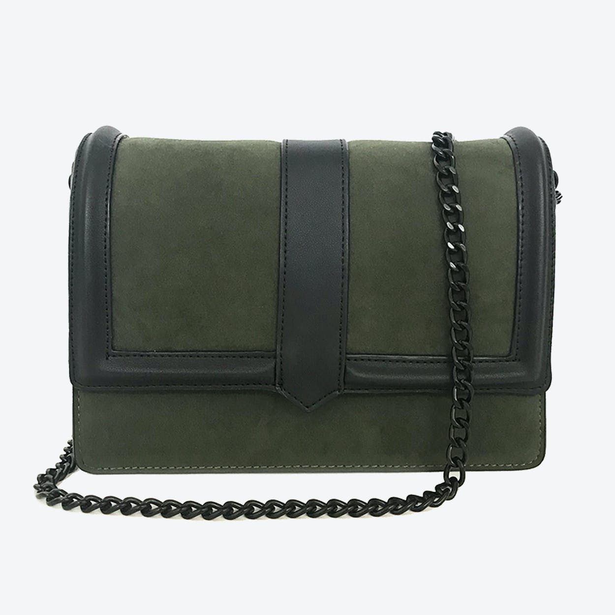 Laval 8 Green - Crossbody ShoulderBag