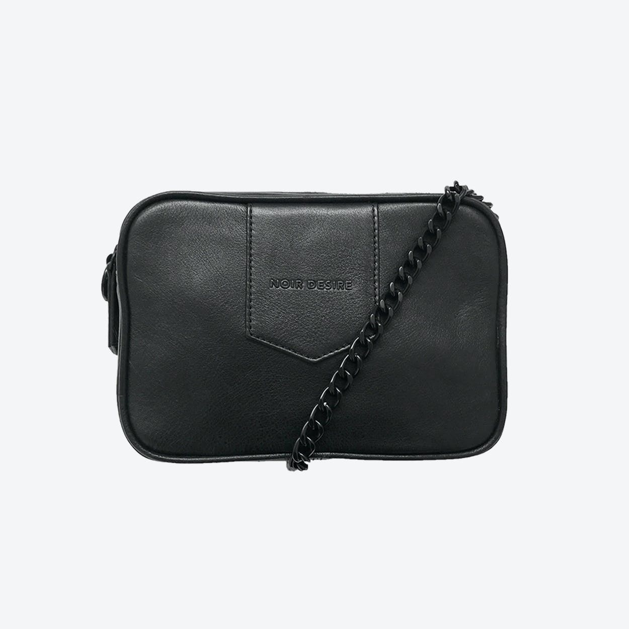 ND Lunel Sort #4 - Crossbody Leather Bag