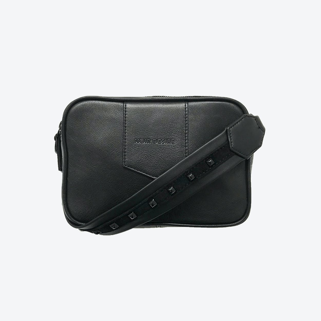 ND Lunel Sort #3 - Crossbody Leather Bag