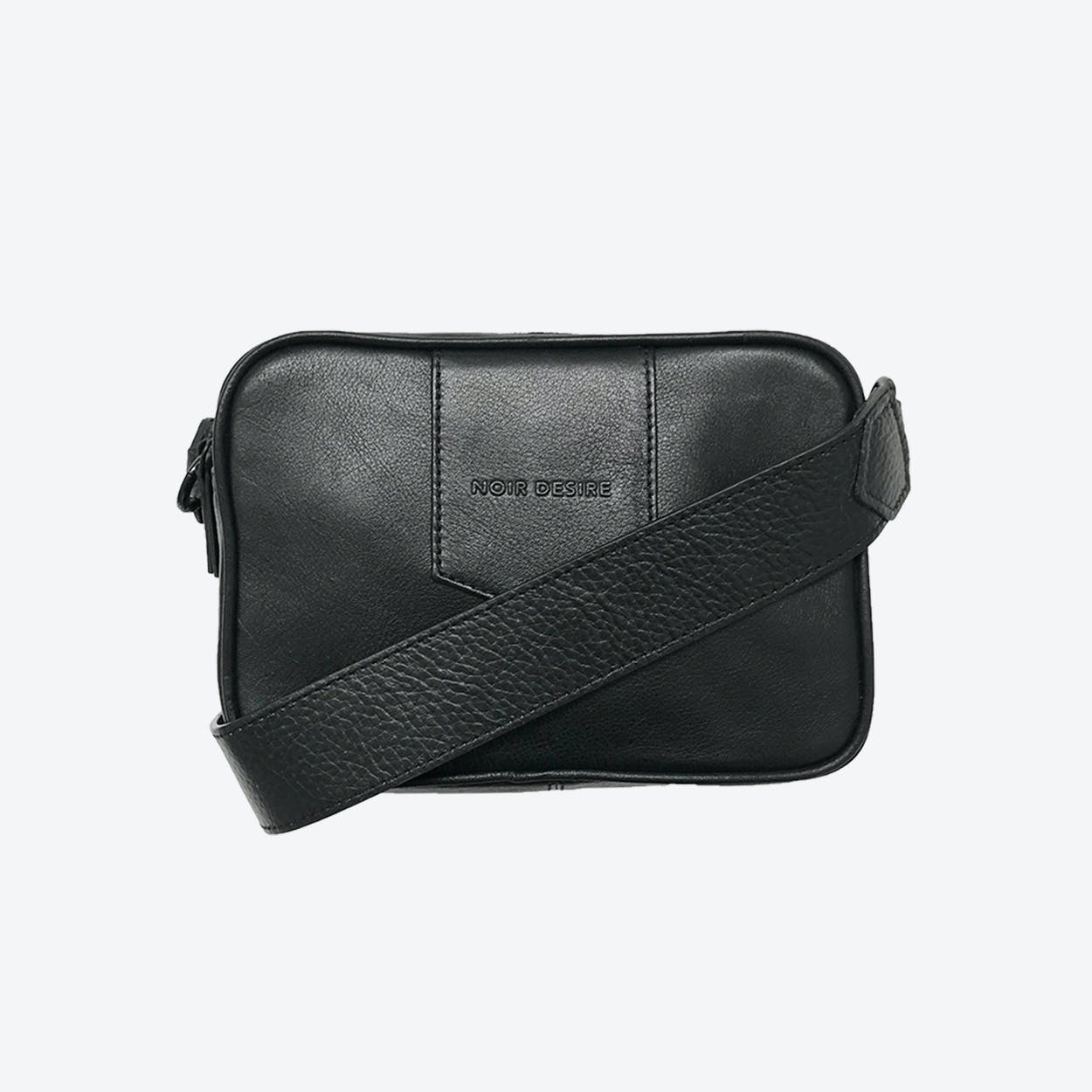 ND Lunel Sort #2 - Crossbody Leather Bag